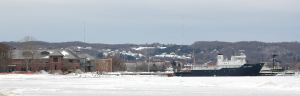 Northern Michigan College Winter Panoramic