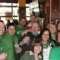 St Paticks Party