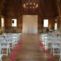Sugarland Barn Ceremony
