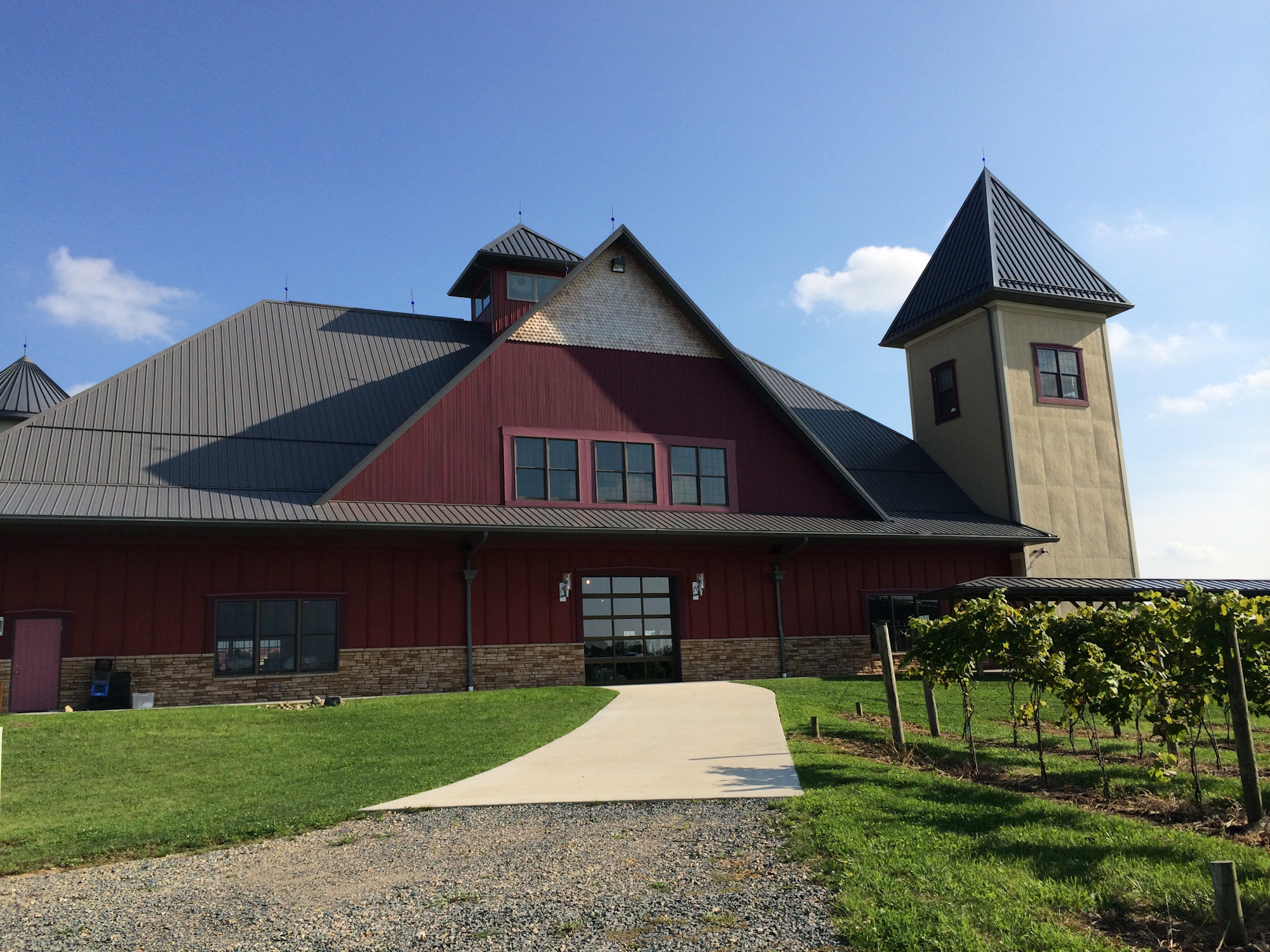 Breitenbach Wine Cellars – The Tool Shed is One Cool Shed