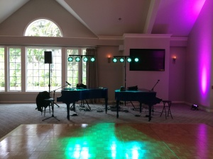 Dueling Pianos at Shully's Watermark, Thiensville WI