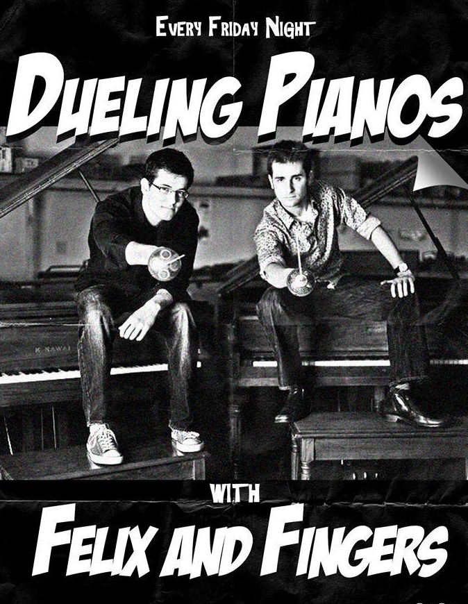 Public Dueling Piano Shows