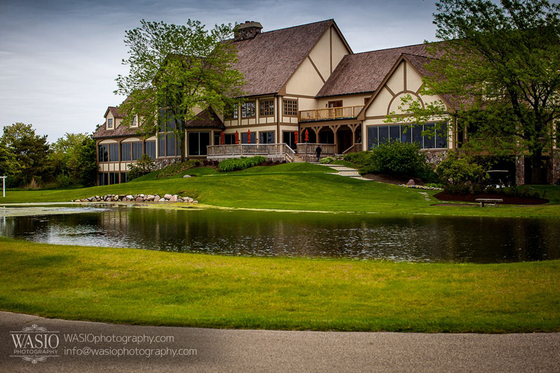 Another Bull Valley Country Club Wedding!