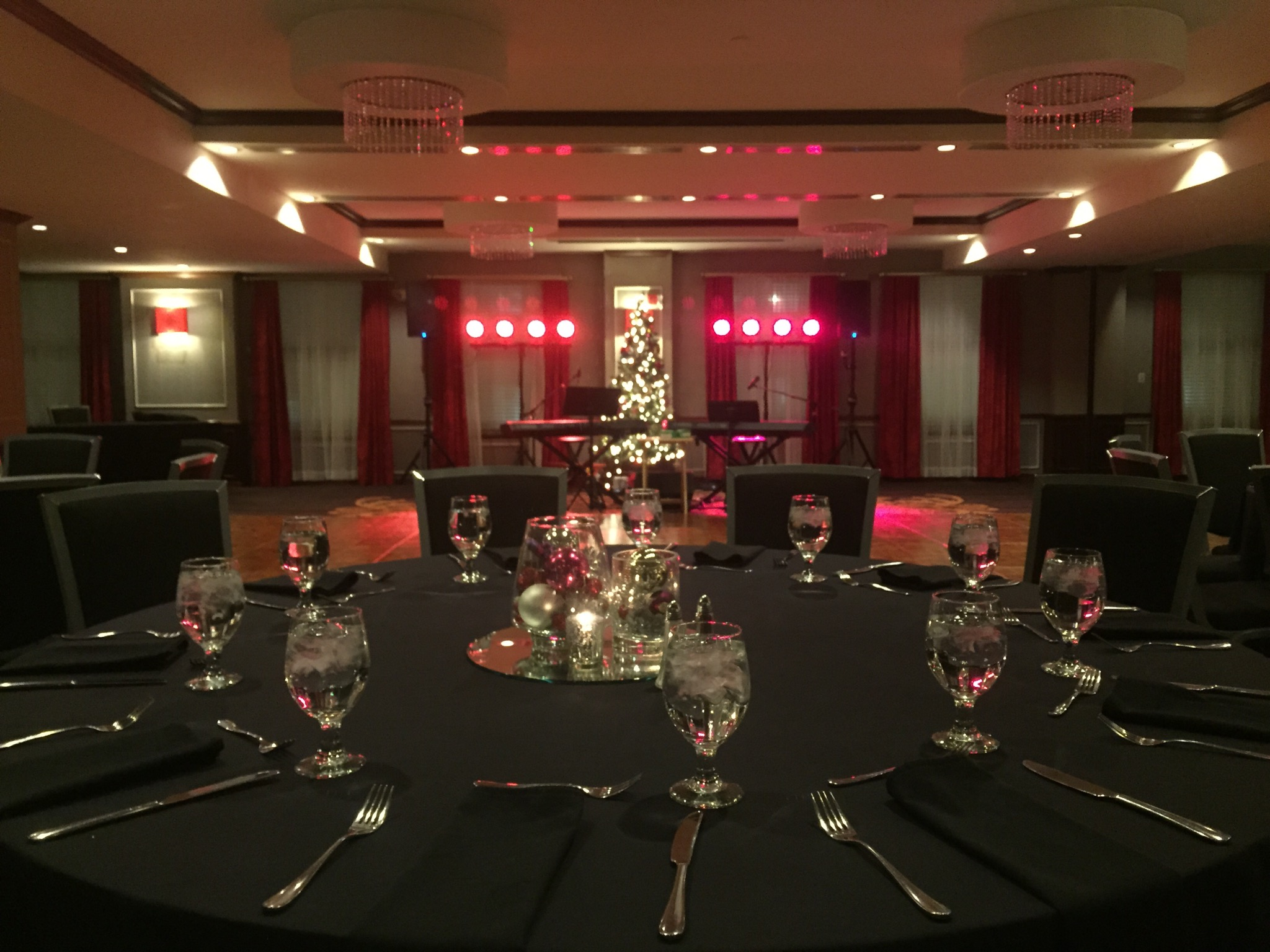 Grand Hotel Hosts North Central Companies Holiday Party