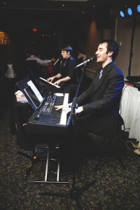 McHenry Country Club Wedding Dueling Pianos