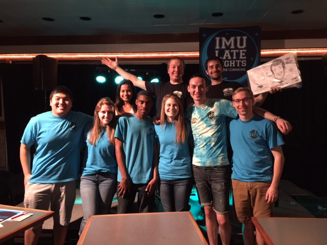 Indiana University Hosts Late Night Dueling Pianos