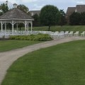Palos Country Club Gazebo Walkway