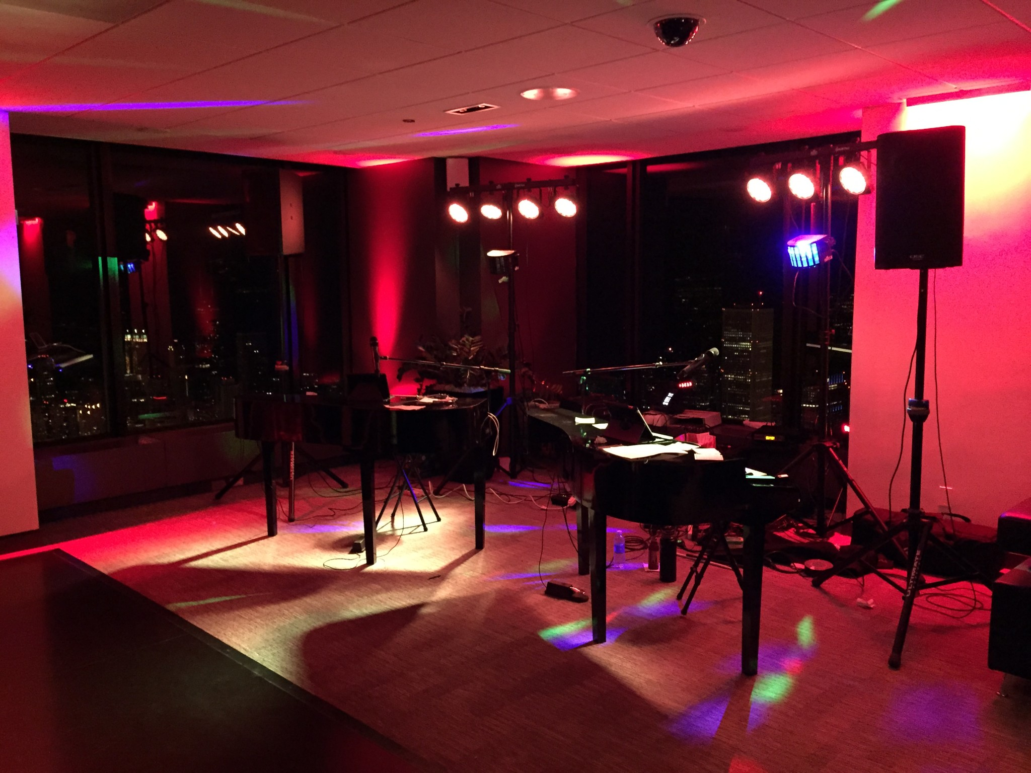 Dueling Pianos Newsletter: Oct 2015