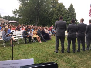 Janesville Wedding Ceremony