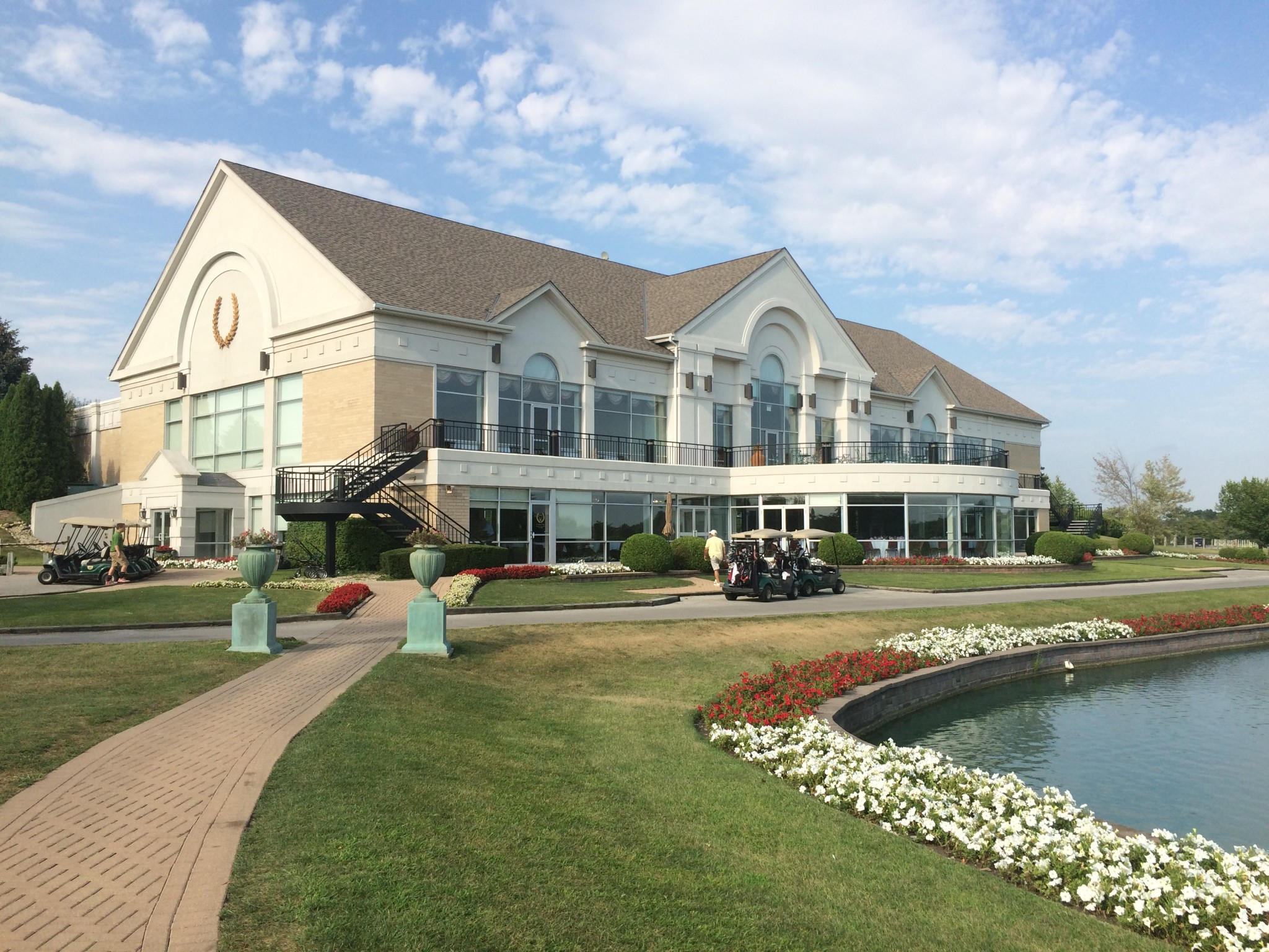 Odyssey Country Club In Tinley Park For Beautiful Weddings