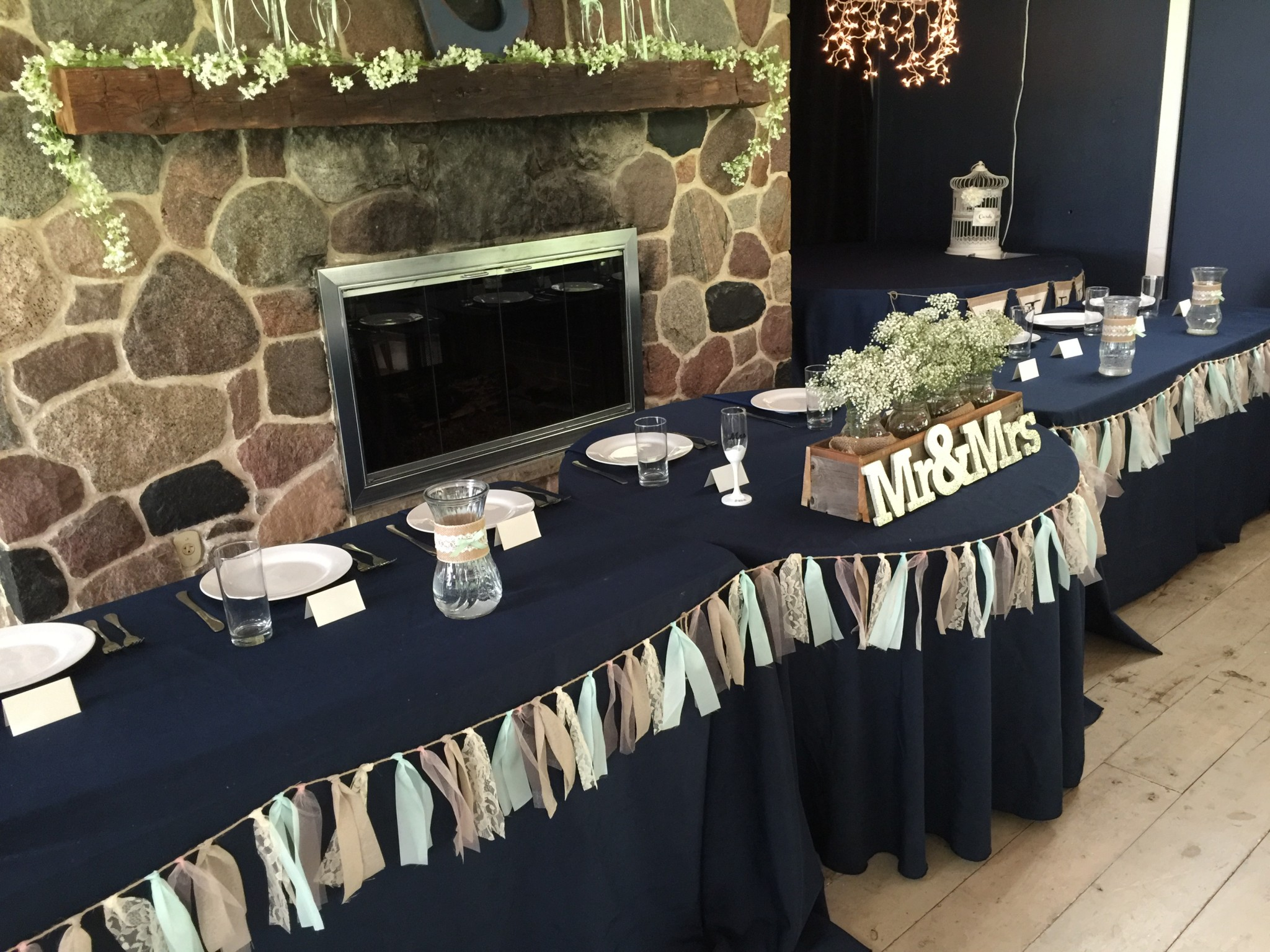 Whitewater Country Club Wedding with Dueling Pianos