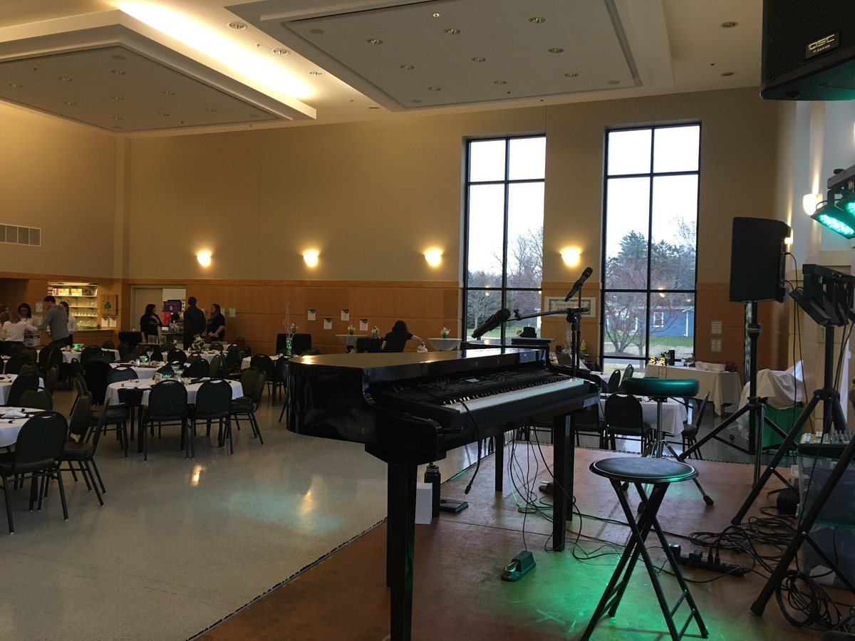 Loves Park Dueling Pianos Fundraiser for St. Bridget School
