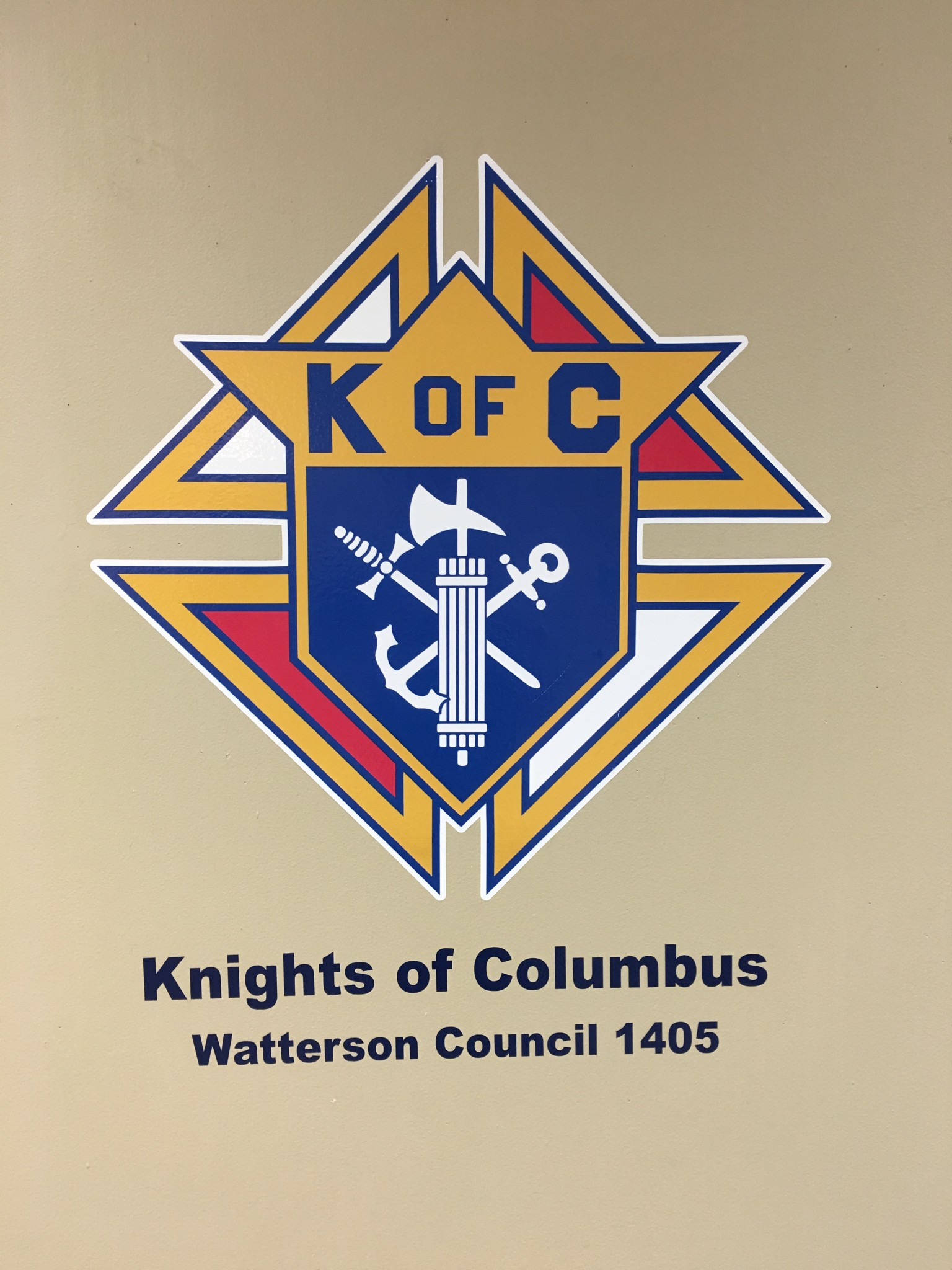 Two Nights at Knights of Columbus