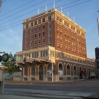 Former Hotel Muscatine