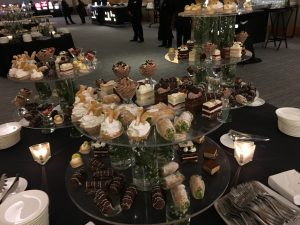 Rosemont corporate events always require dessert.