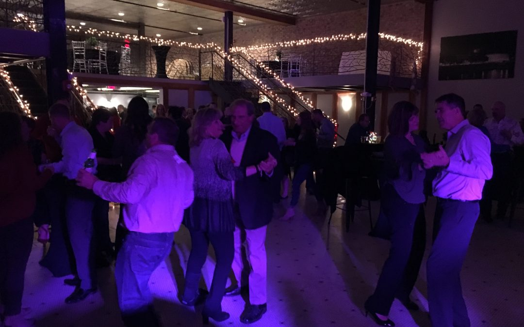 A Great Christmas Party in Des Moines