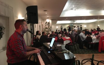 Deer Valley Lodge Holiday Party