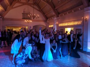 Glen Oak Wedding Dance Party