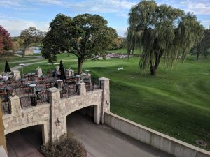 Outdoor view of the Arrowhead Golf Club