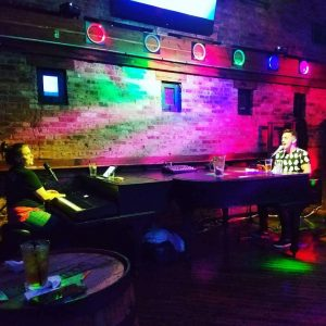 Dueling Pianos - River Roast Wedding
