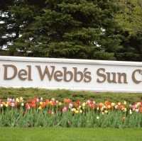 Del Webb Sun City Public Performance