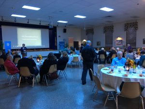 Lutheran church stewardship dinner