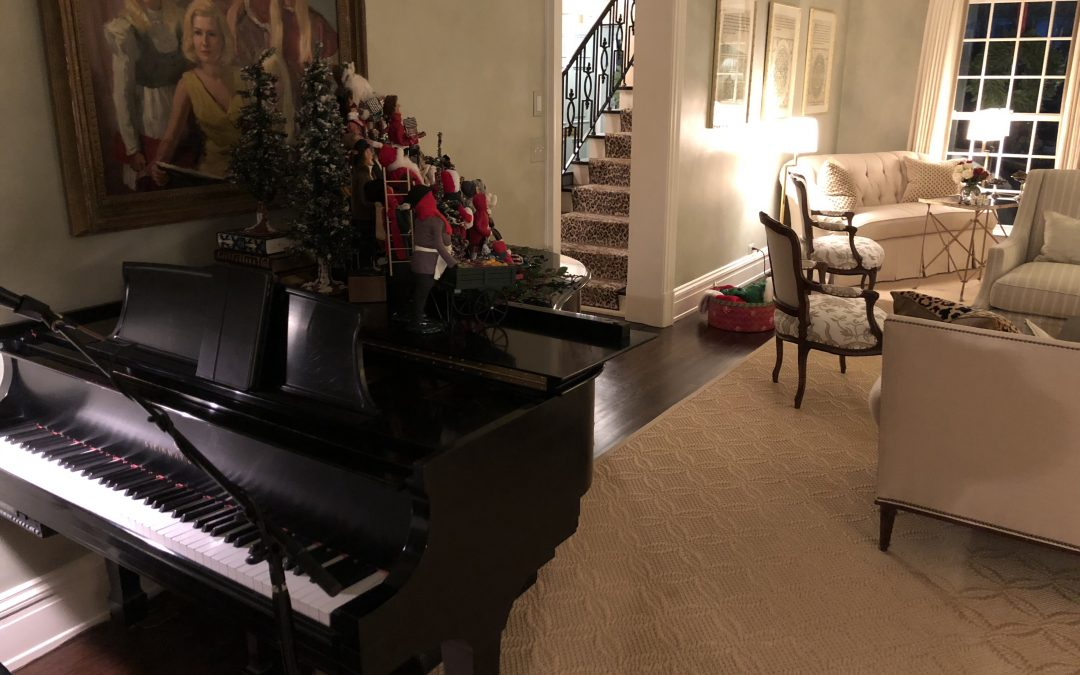 Piano Show and a Private Holiday Party – Winnetka Illinois