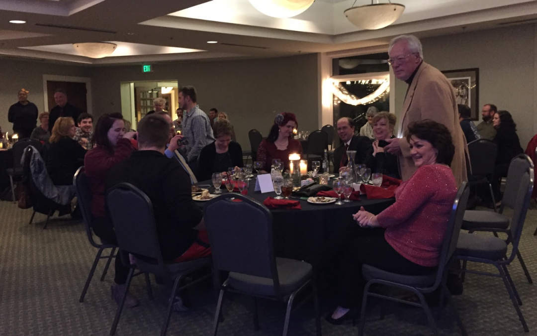 Orchard Ridge Country Club Party