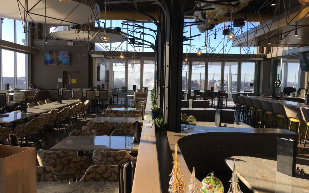 VUE Rooftop Event for NYE