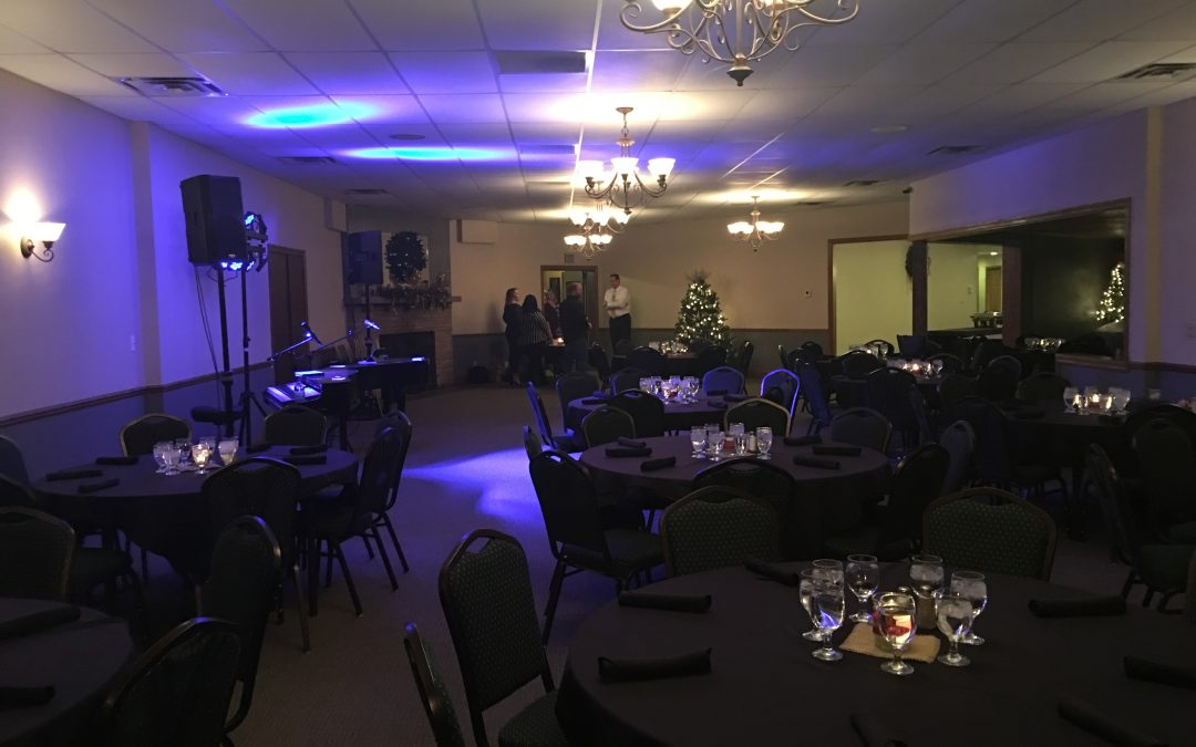 Iowa State Bank Holiday Party