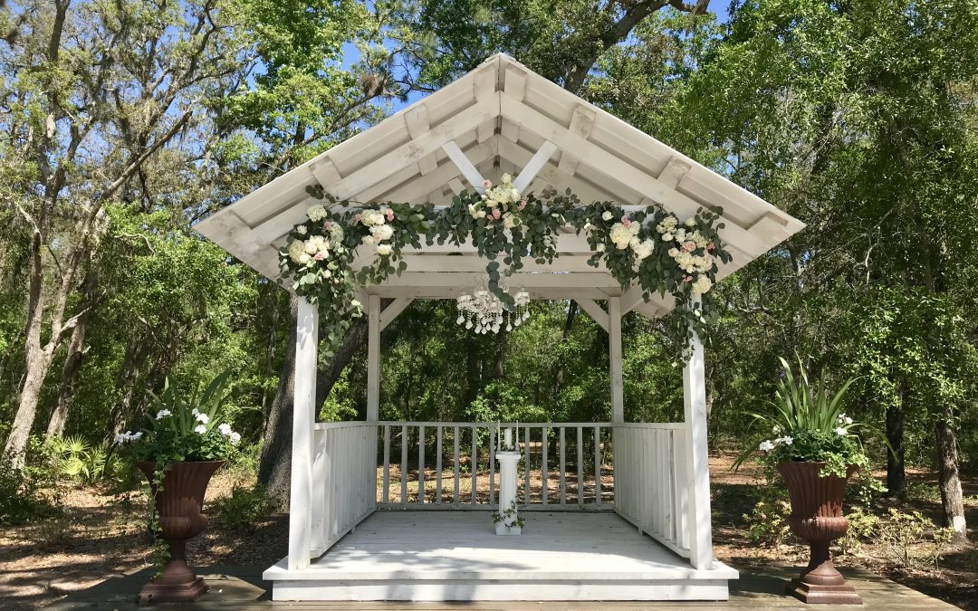 Chandler Oaks Barn Wedding