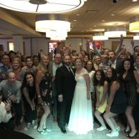 Harrah's Hotel and Casino Wedding guests