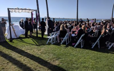 Scripps Forum Wedding
