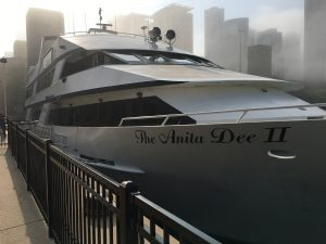 Yacht Wedding Aboard the Anita Dee II