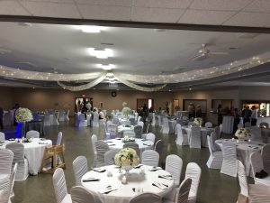 Waucoma Event Center Wedding