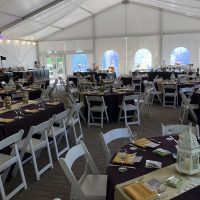 Gardens of Woodstock Wedding indoor
