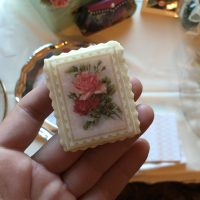 Whitetail Ridge Wedding cookie