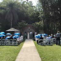 Mackay Gardens Wedding