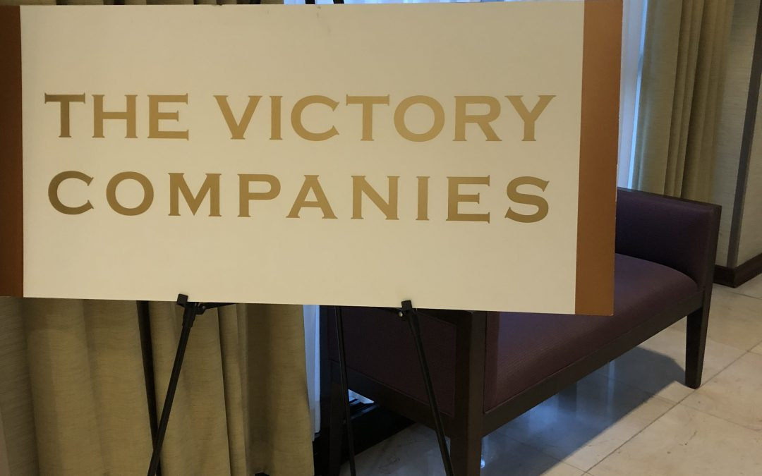 The Victory Companies Corporate Event