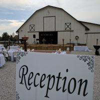 Prairie Cross Farm Wedding