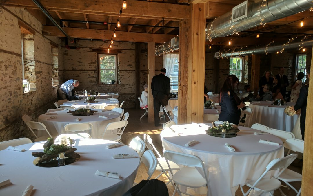 Palmer House Stable Wedding