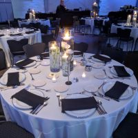 Crane Bay Wedding tables