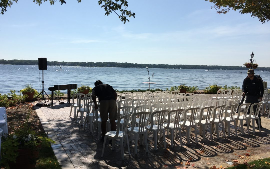 Lake Lawn Resort Wedding