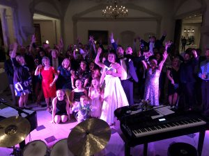 Columbia Club Wedding
