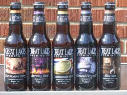 Great Lakes Brewing Company Wedding