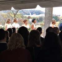 Eagle Ridge Resort Fall Wedding
