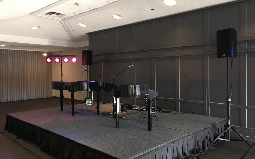 Discover Card Corporate Event
