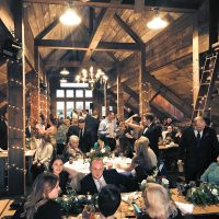 Soulful Prairies Wedding venue space