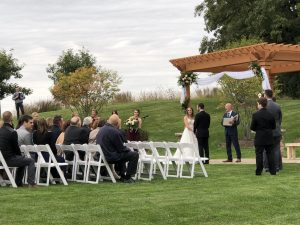 Strawberry Creek Wedding