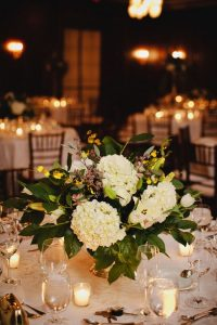 Magnolia Building Wedding